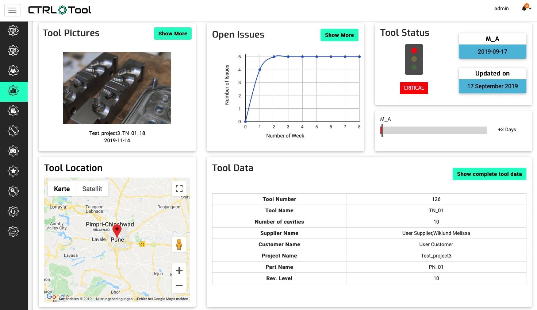 Tool News;CTRL-Tool